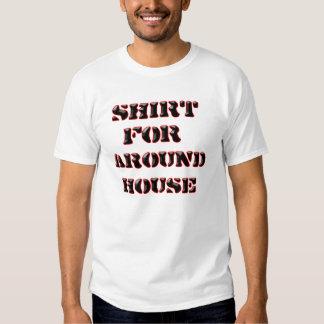 Shirt for around house