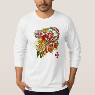 Shirt for Football players of Portugal