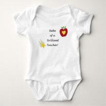 Shirt for Teacher's baby