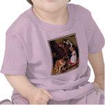 Shirt: Good Night - with St. Bernard