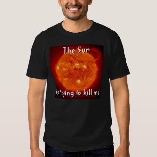 Shirt: Goth Sun T-shirt