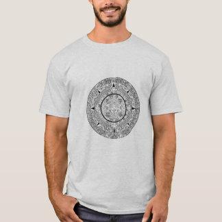 """Shirt """"History"""" Mayan"""