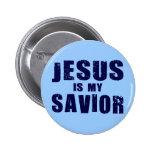 SHIRT_JesusSavior Button