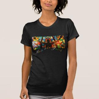 Shirt Keep the Faith Rainbow