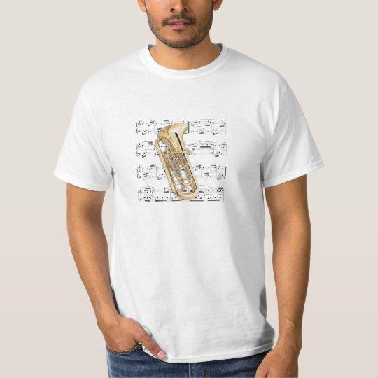 Shirt (light) - Euphonium - Pick your color