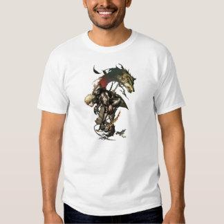 Shirt Lineage 2 Dagger Dark Elfo