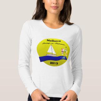"""Shirt """"Mallorca """" Playeras"""