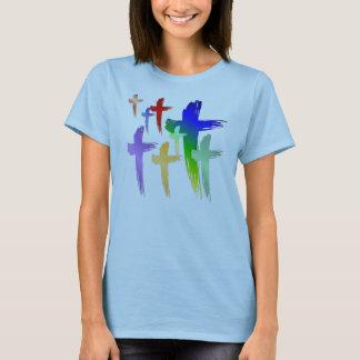 SHIRT_manycrosses T-Shirt