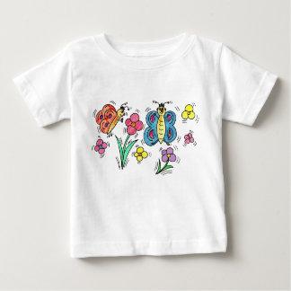 Shirt mariposa playera