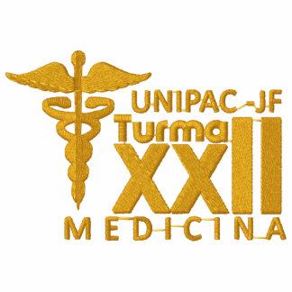 Shirt Medicine UNIPAC XXII - Embroidered