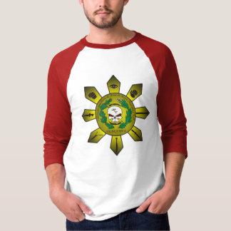 Shirt of mango 3/4 raglã