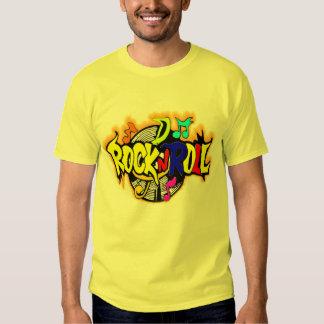 """Shirt """"Rock'n roll """""""