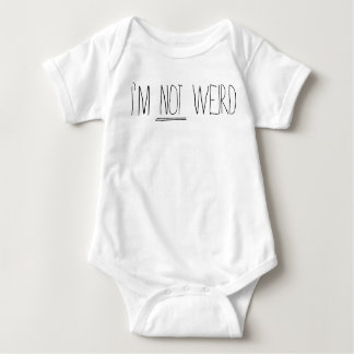 Shirt showing your baby being special