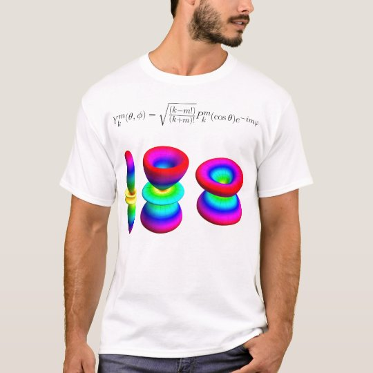 shirt, spherical harmonics T-Shirt