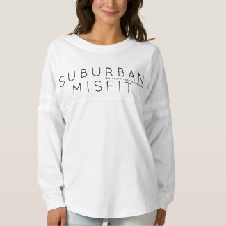 Shirt - Suburban Misfit (Light)