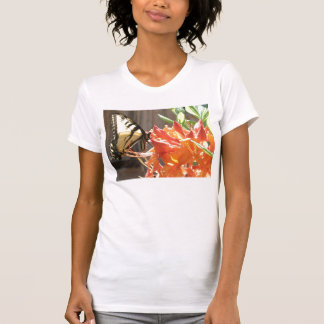Shirt Swallowtail Butterfly Flame Native Azalea