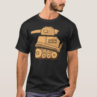 shirt tank soldier car funny birthday dad
