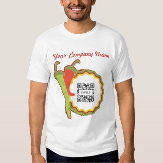 Shirt Template Mexican Restaurant