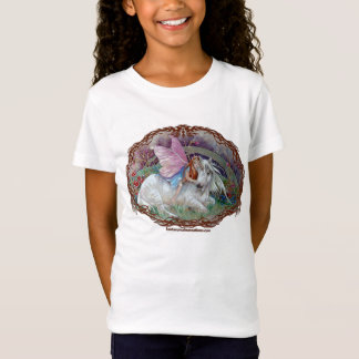 Shirt - Unicorn Pinkwinged Fairy