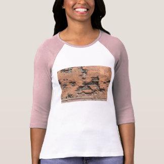 Shirt with Brick Wall Texture