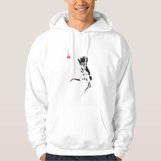Shirt with hood