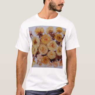 shirt with roses