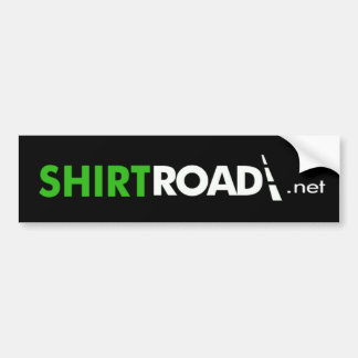 ShirtRoad.net Bumper Sticker