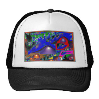 Shirts Colorful Abstract n Graphic Favorite Design Trucker Hat