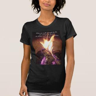 Shirts: Flames Ablaze Tee Shirt