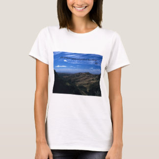 Shirts: Life shrinks or expands in proportion to o T-Shirt