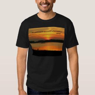 Shirts: Our attitude toward life determines life's T-Shirt