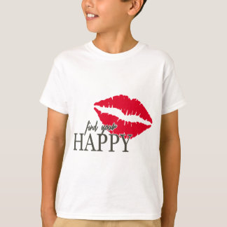 shirts red lips pictures
