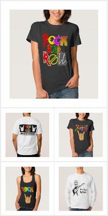 Shirts that ROCK