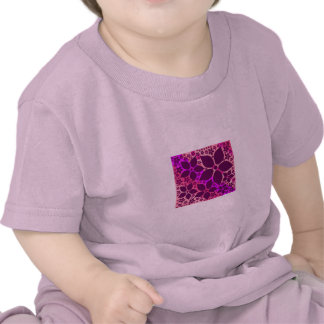 Shirts Tops Tees Mod Magenta Flowers ☆ template T-shirts