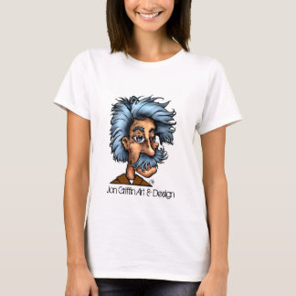 ShirtThinker Head, Jon Griffin Art & Design T-Shirt