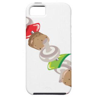 Shish Kabob vector Illustration clip-art iPhone SE/5/5s Case