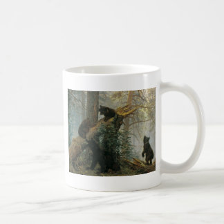 "Shishkin's ""Morning in the Pine Forest"" Coffee Mug"