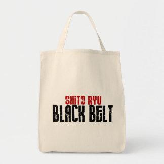 Shito Ryu Black Belt Karate Canvas Bag