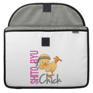 Shito Ryu Chick Sleeves For MacBooks