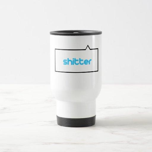 shitter taza de café