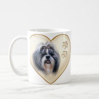 Shitzu Dog Coffee Mug Cup
