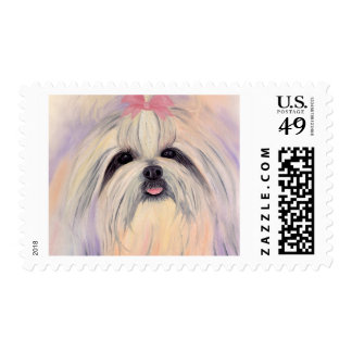 Shitzu Essence Postage Stamps