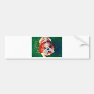 Shitzu mania bumper sticker