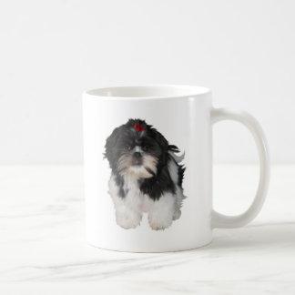 Shitzu Shih Tzu Puppy Dogs Coffee Mug