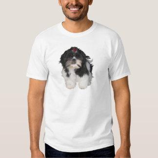 Shitzu Shih Tzu Puppy Dogs Tee Shirt