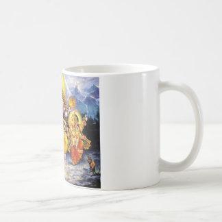 Shiv-Shankar Classic White Coffee Mug