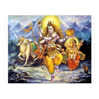 Shiv-Shankar Postcard