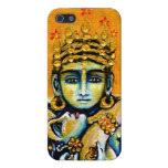 Shiva and Shakti Iphone 5 Case