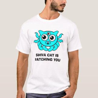 Shiva Cat T-Shirt