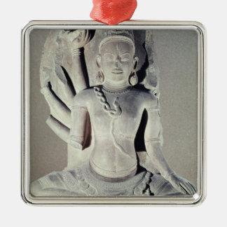 Shiva con diez brazos de Thap Banh él templo Ornamentos De Reyes Magos